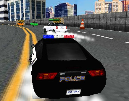 Hot Pursuit-3D