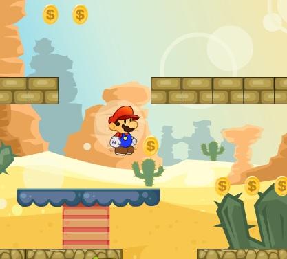 Mario new adventure 2