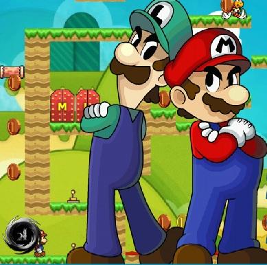 Mario x Luigi